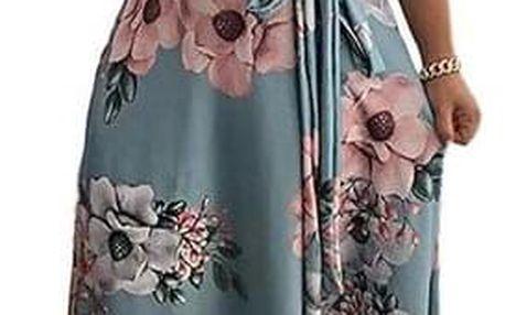 Dlouhé dámské šaty Romance - dodání do 2 dnů