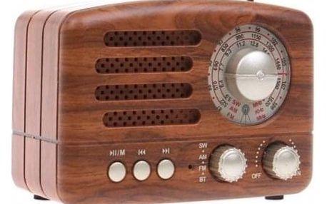 Retro rádio