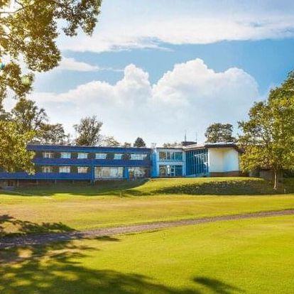 Pobyt u Ostravy: Hotel Golf Šilheřovice *** se vstupem na koupaliště, slevou na golf a snídaněmi + dítě zdarma