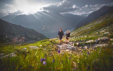 Rakouské Alpy: Sporthotel Manni