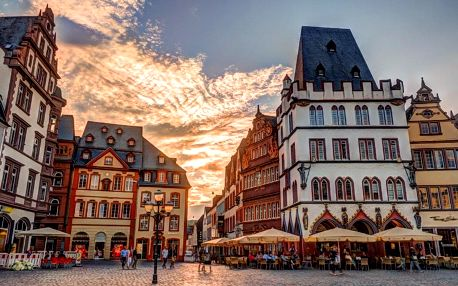 Na skok do Německa a Lucemburska