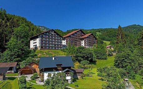 Rakousko - Horní Rakousko na 4 dny, polopenze
