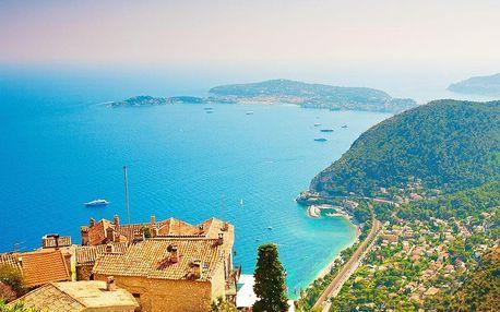 Za parfémy a kláštery do Provence a na Azurové pobřeží