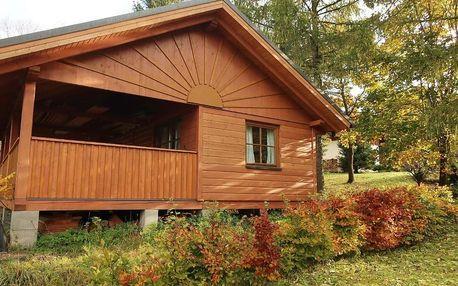 Plzeňský kraj: Dřevěný prázdninový domek SUNRISE