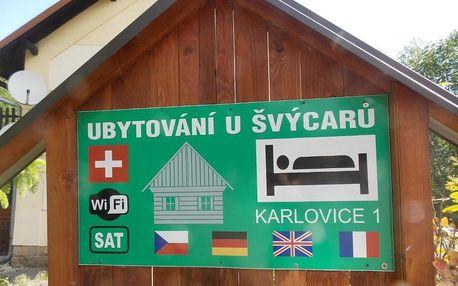 Turnov, Liberecký kraj: Ubytovani U Švýcarů