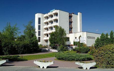 Západní Slovensko na 5 dnů, polopenze