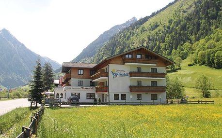Rakousko - Kaprun - Zell am See na 4 dny, polopenze