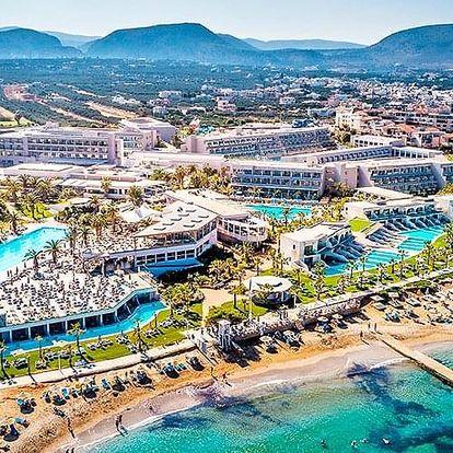 Řecko - Kréta letecky na 7-15 dnů, all inclusive