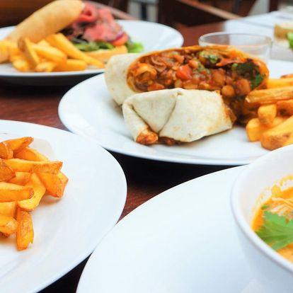 Otevřený voucher na street food festival v Lloyd's
