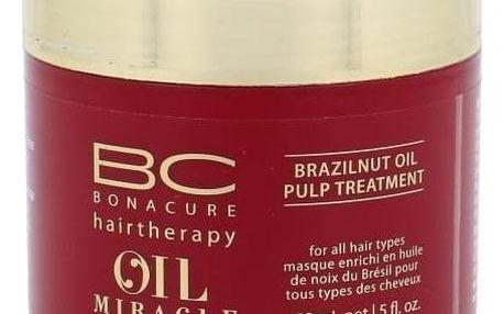 Schwarzkopf Professional BC Bonacure Oil Miracle Brazilnut Oil 150 ml vyživující maska pro všechny typy vlasů pro ženy