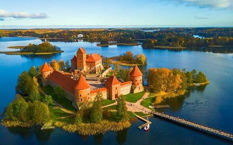 Krásy Pobaltí a Skandinávie
