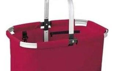 Tescoma Nákupní košík skládací SHOP!, červená