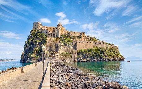 Za krásami Jižní Itálie s výstupem na Vesuv a plavbou na ostrov Ischia
