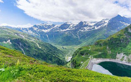 Letní horský pobyt v rakouském Bad Gastein
