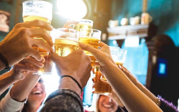 Noc s neomezenou konzumací piva   2 osoby   2 dny (1 noc)3