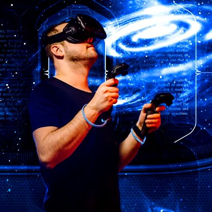 Virtuální realita v centru Brna až pro 6 osob