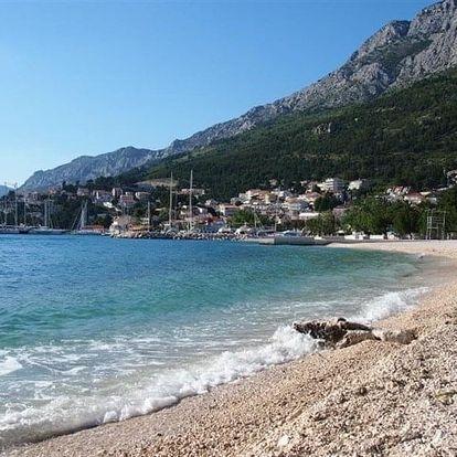 Chorvatsko - Baška Voda na 8-10 dnů