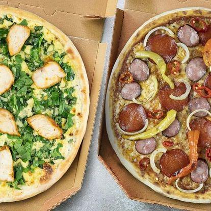 1-2 pizzy (⌀ 24 cm) z Don Corleone pizza