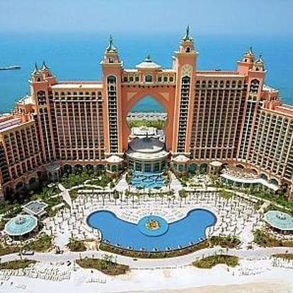 Spojené arabské emiráty - Arabské emiráty letecky na 8-11 dnů