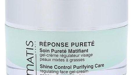 Matis Réponse Pureté Shine Control Purifying Care 50 ml denní pleťový krém pro ženy