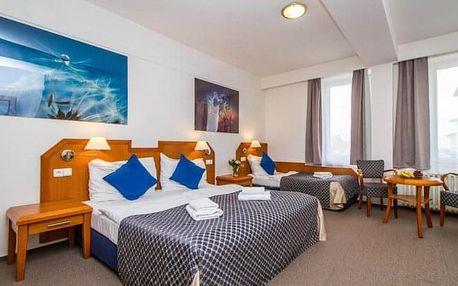 Kutná Hora: Rodinný pobyt v Hotelu Mědínek *** s polopenzí, dárečkem a slevami + až 3 děti do 18 let v ceně