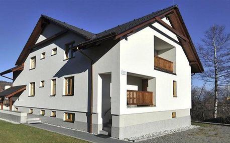 Tatranská Lomnica - vila ĽUDMILA, Slovensko