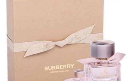 Burberry My Burberry Blush dárková kazeta pro ženy parfémovaná voda 50 ml + parfémovaná voda 5 ml