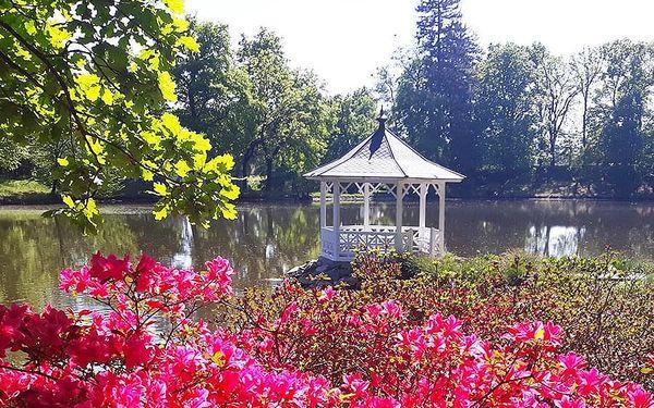 Relaxačně pobytový balíček na zámku | Štiřín - Kamenice | Červen - říjen. | 3 dny/2 noci.3