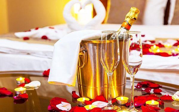 Svatební romantika na zámku Štiřín