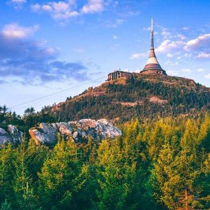 Liberec pro sportovce: Hotel Arena *** s širokým sportovním vyžitím, lanovkou na Ještěd a polopenzí