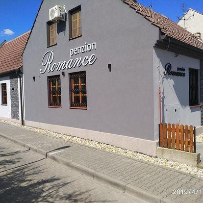 Jižní Morava: Penzion Romance