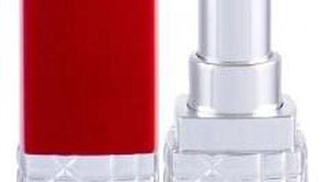 Christian Dior Rouge Dior Ultra Rouge 3,2 g dlouhotrvající hydratační rtěnka pro ženy 555 Ultra Kiss