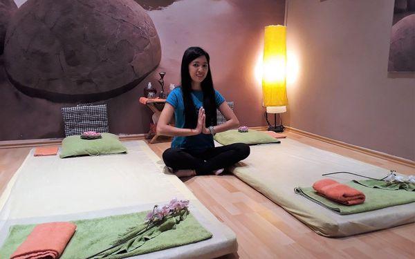 Výběr z masáží v délce 60 minut pro 2 osoby2