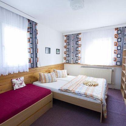 Ostružná, Olomoucký kraj: Rodinný penzion Skiland