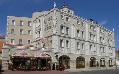 Žatec, Ústecký kraj: Hotel Černý Orel Žatec