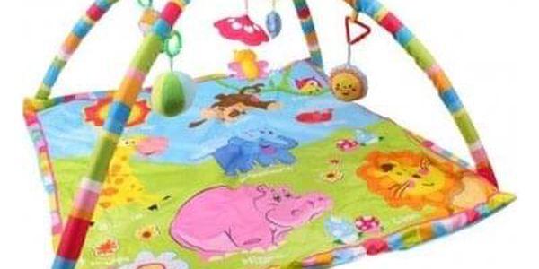 Hrací deka Baby Game Kingdom