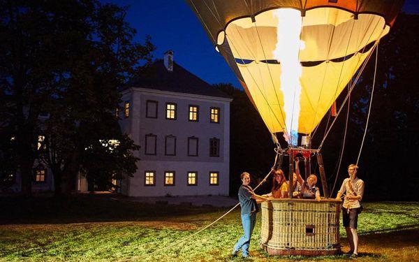 Pobyt na zámku a romantický let balónem ve dvou, Radešín, 2 osoby, 3 dny4