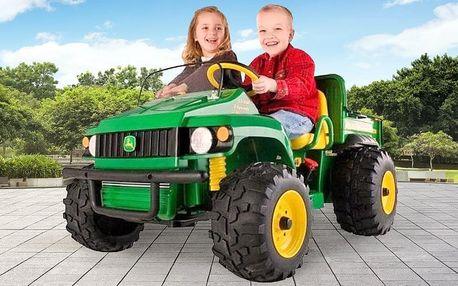 Půjčení elektrických dětských vozítek