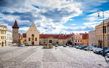 Jihomoravský kraj: Renesanční dům v historickém centru Znojma
