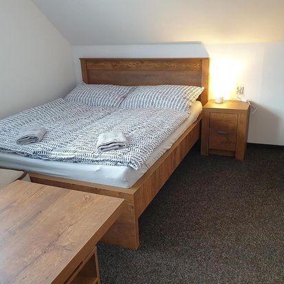 Adršpašsko-teplické skály: Ubytování ADR100 Adršpach