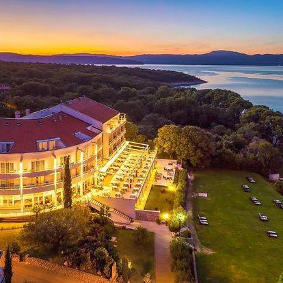 Chorvatsko, Krk: Spa & Wellness Hotel Pinia