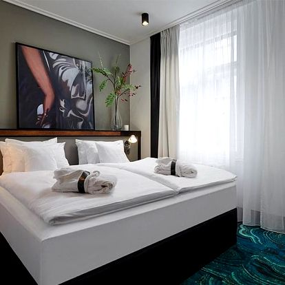 Wellness dovolená v Republika Hotel & Suites v centru Prahy