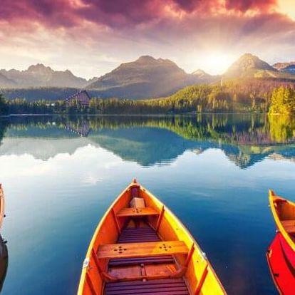 Vysoké Tatry: Léto v Hotelu Končistá **** s parádním wellness a bazénem s výhledem na hory + chutná polopenze