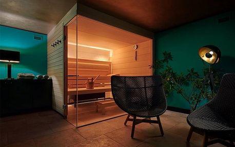 Luxusní privátní wellness v Republika Hotel & Suites v centru Prahy