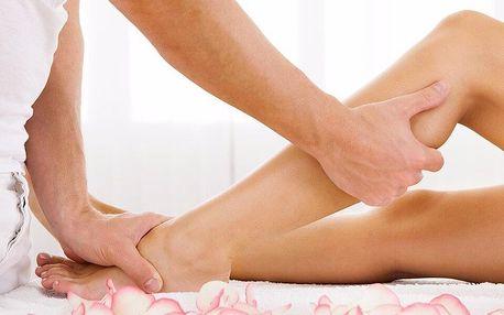 Hodinová lymfatická masáž pro pevnější pokožku
