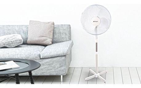 Ať je doma chládek: stojanový ventilátor Berger