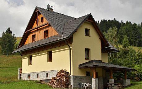 Ostružná, Olomoucký kraj: Chata u Velryby