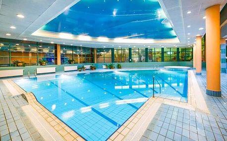 Krakov blízko centra v Hotelu Orient **** s bazénem, vířivkou a posilovnou + chutná polopenze