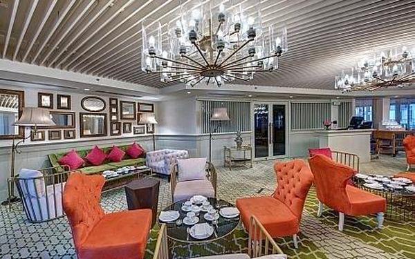 Dukes Dubai - A Royal Hideaway hotel, Arabské emiráty, letecky, snídaně v ceně3