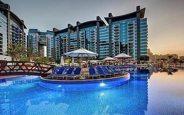 Dukes Dubai - A Royal Hideaway hotel, Arabské emiráty, letecky, snídaně v ceně5